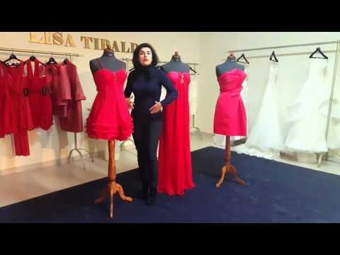 Lisa Tibaldi Tutorial 2 Come vestirsi per una cerimonia in base alla posizione del punto vita
