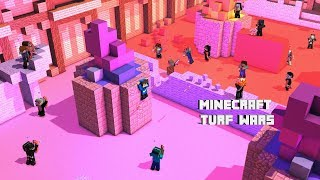 Minecraft | Mineplex | Turf Wars | Montage | Funny Moments