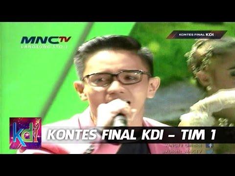 "Aidil "" Kata Pujangga "" Pinrang - Kontes Final KDI 2015 (13/5)"