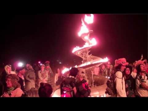 Burning Man--Desert Party Town Black Rock City, Nevada