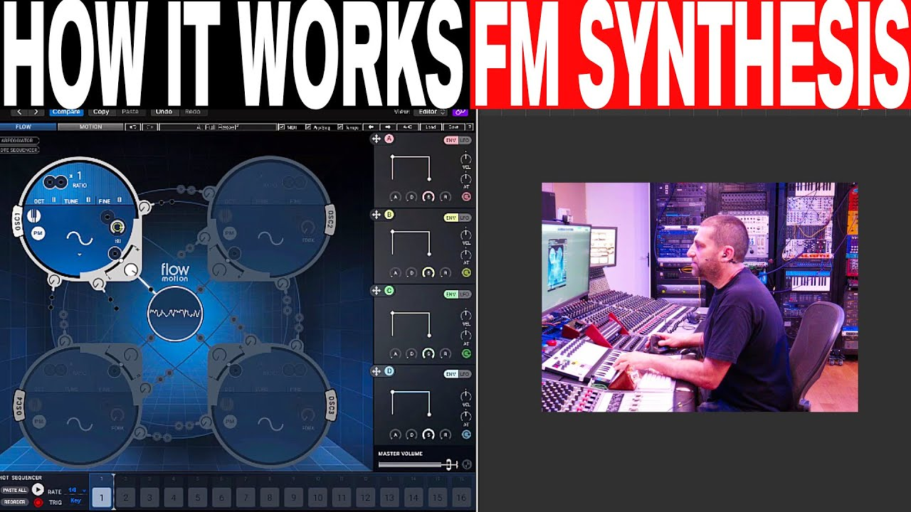 FM Synthesis - How It Works with Yoad Nevo