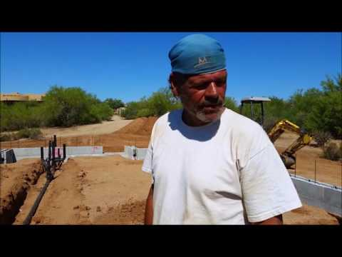 EF Block, Jack & Susan with Plumbing out in Rio Verde