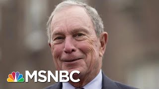 As He Eyes 2020 Run, Bloomberg Changes Course On Old Issue |  Morning Joe | Msnbc