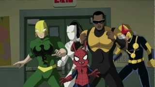 Ultimate Spider-Man Ep. 20 - Clip 1