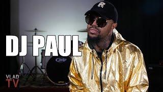 DJ Paul on Dating Slash's Ex-Wife, Says Their