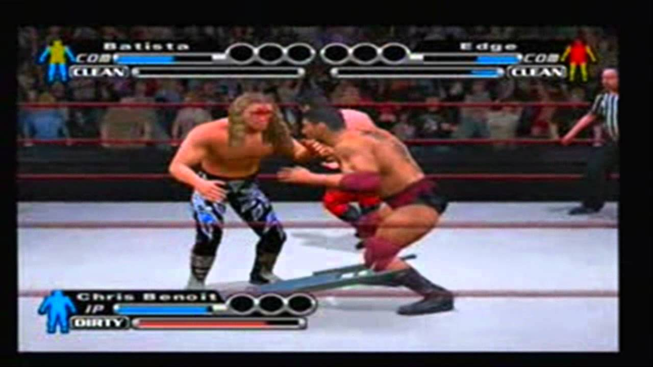 Wwe smackdown vs raw 2005 ps2
