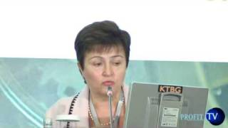 Kristalina Georgieva World turns to delivaridzh - part 2