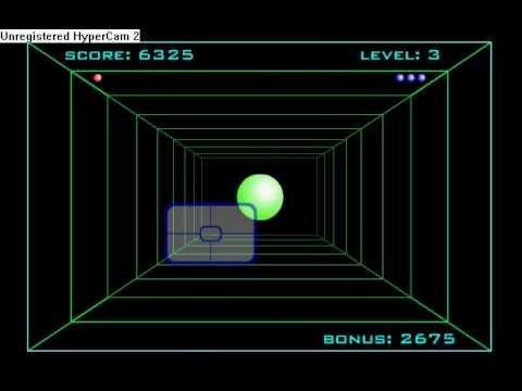 3d pong