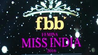 FBB FEMINA MISS INDIA 2016 SUB-CONTEST WINNERS ANNOUNCED UNCUT VIDEO FULL SHOW