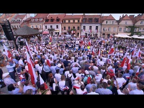 هيومن رايتس ووتش تتهم قادة أوروبيين بنشر الكراهية والتمييز ضد الأقليات…  - 21:53-2019 / 1 / 17