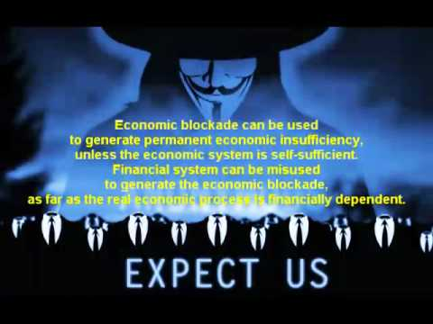Anonymous - Financial intimidation, globalization and enslavement