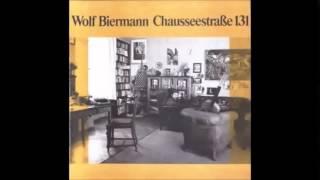Wolf Biermann - Chausseestraße 131