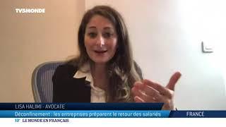 🔴 L'actualité internationale du lundi 4 mai 2020 - @TV5MONDE Info