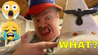 Moomins dress up as Ku Klux Klan... What!? Parody (See description)