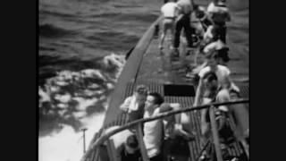 Navy submarine rescues of B29 crews 1944-1945.wmv
