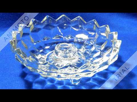 Depression Glass American Pattern