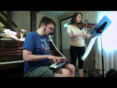 1812 Overture Violin and Melodica Arr