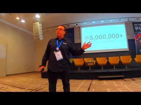 .CLUB at Domaining Europe 2017 - Jeff Sass and Tanya Loh