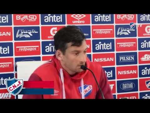 Conferencia de prensa de Gonzalo Porras y Agustín Rogel - 11/7/2017