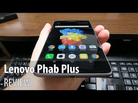 Lenovo Phab Plus Review (6.8 inch Phablet) - GSMDome.com