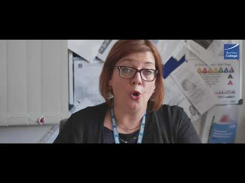 Burnley College Induction Video 2017