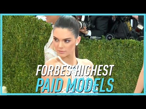 Forbes HIGHEST Paid MODELS
