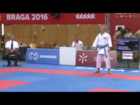 Champion Kata  Unsu - el hani mohamed- maroc