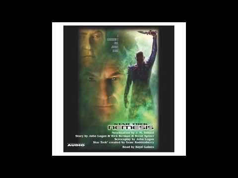 23   Star Trek   Nemesis   Abridged Novelization 1