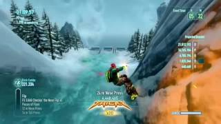 SSX 2016 Run on the Xbox one