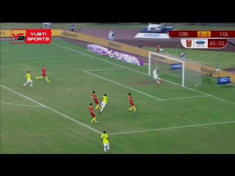 Download China 0 Vs Colombia 4 Resumen Video Back Ground musical.