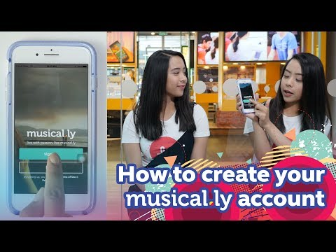 How to Create a musical.ly Account (feat. the Caleon Twins)