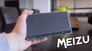MEIZU LIFEME BTS30 BLUETOOTH SPEAKER REVIEW!