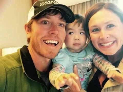 Adoption Journey to China-Rosie Liu