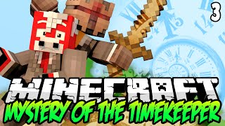 Minecraft 1.8 Map - Mystery of The Time Keeper - Part 3 - Puzzle Master