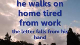 Angus & Julia Stone -paper aeroplane (lyrics)