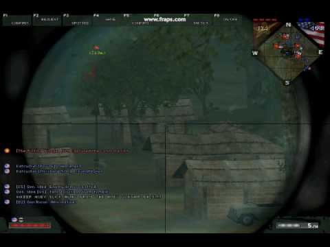 The Vietnam Sniper