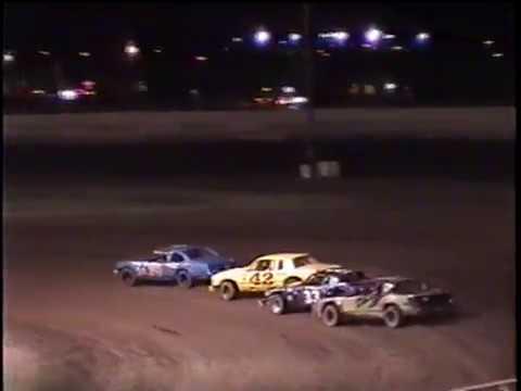 Manzanita Speedway SCRA Factory Stocks 4-19-02