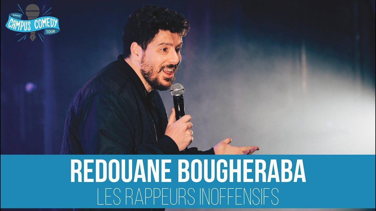 Redouane Bougheraba - Les Rappeurs Inoffensifs