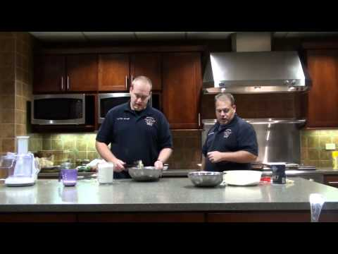 Inside BFD Episode 1 - Firehouse Cooking