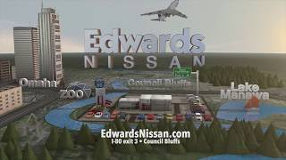 Edwards Nissan Service  - Thank you for your vehicle purchase!