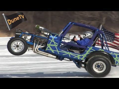 2018 Anchor Bay Ice Drags