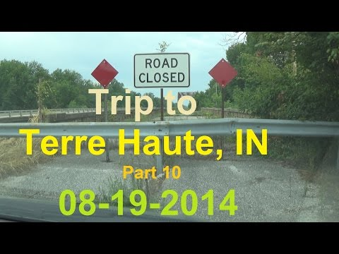 Terre Haute, IN | 10 of 15 | Just past Lawrenceville to just past Flora via U.S. 50
