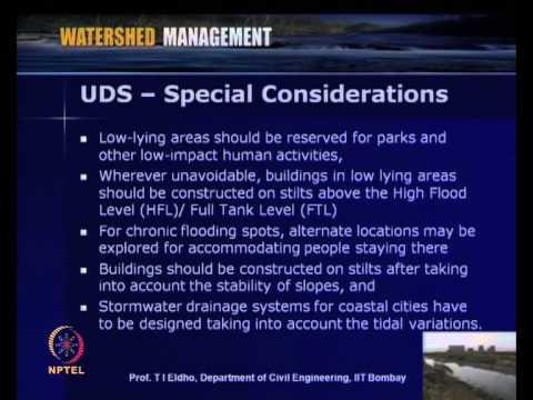 Mod-08 Lec-32 Urban Drainage System