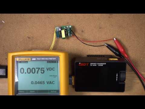 Banggood mains AC to 5V DC switch-mode power supply
