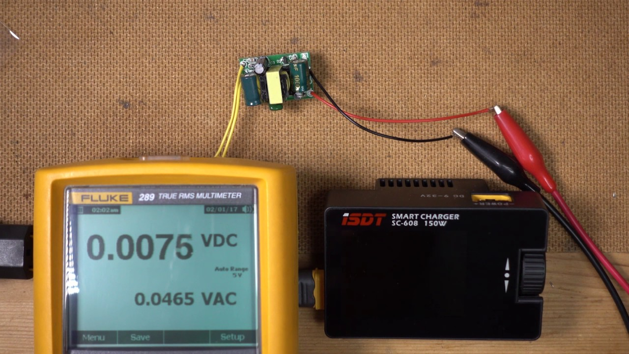 Banggood Mains Ac To 5v Dc Switch Mode Power Supply Youtube Relay