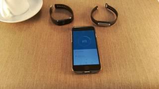 iwown i6 pro smart wristband vs xiaomi mi band s1 lemfo com