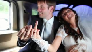 Отжиг в лимузине (свадьба Ирины и Игоря).mp4