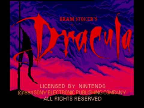 Bram Stoker's Dracula SNES Music - Forest of the Undead
