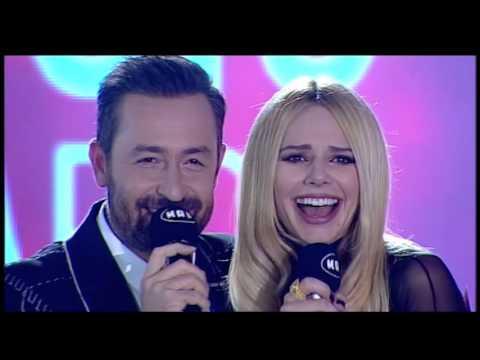 «Όταν ο Θέμης την ''έπεσε'' στην Έβελυν» (Mad Music Awards Cyprus)