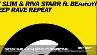 Fat Boy Slim - Eat Sleep Rave Repeat - Dimitri Vegas & Like Mike vs Ummet Ozcan Edit-
